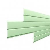 Металлосайдинг L-Брус «Зеленая мята» (RAL-6019)